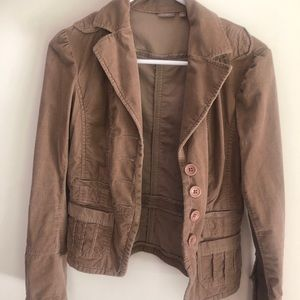 Halogen corduroy blazer perfect for the office!